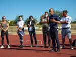 Progetto europeo In Common Sport + con 107 atleti over 60: partenza ufficiale alla pista di Atletica leggera dell'Ippodromo di Cesena