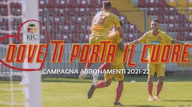 ravenna FC campagna abbonamenti
