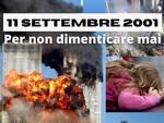 Strage dell'11 settembre (foto dalla pagina Facebook di Stefano Bonaccini)