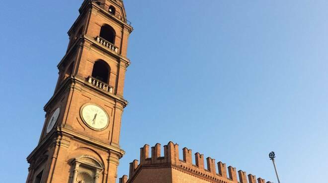 torre orologio faenza