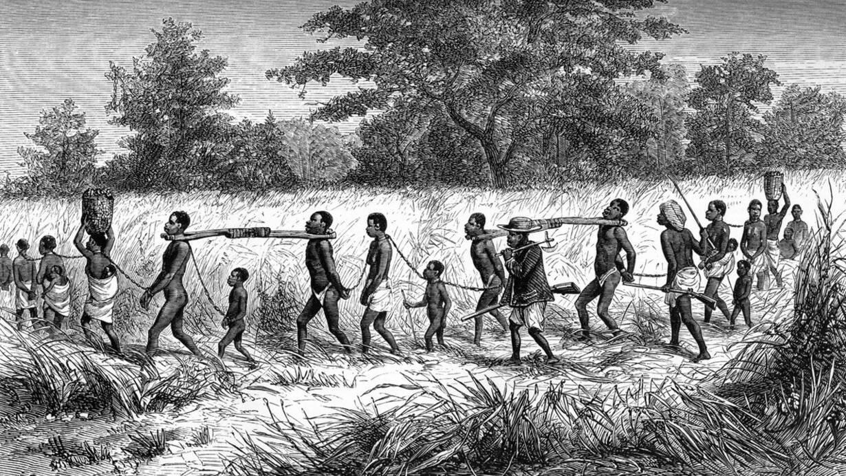 Tratta degli schiavi