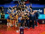 vittoria nazionale femminile di volley
