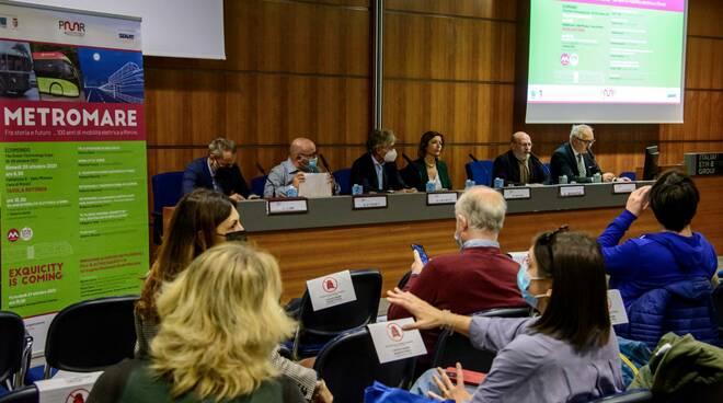 Al via il Metromare a zero emissioni: la presentazione a Ecomondo a 100 anni dal via del trasporto elettrificato a Rimini