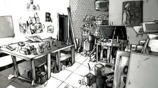 Atelier d'artista