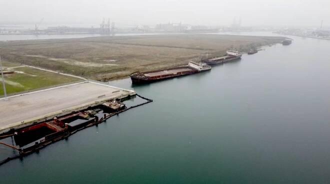 Cimitero delle navi Ravenna