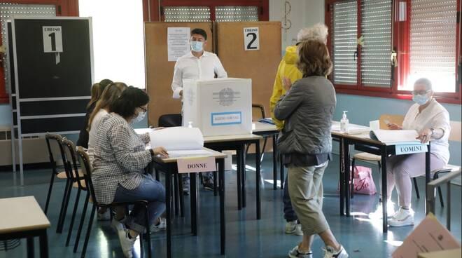elezioni amministrative ravenna 3 ottobre 2021