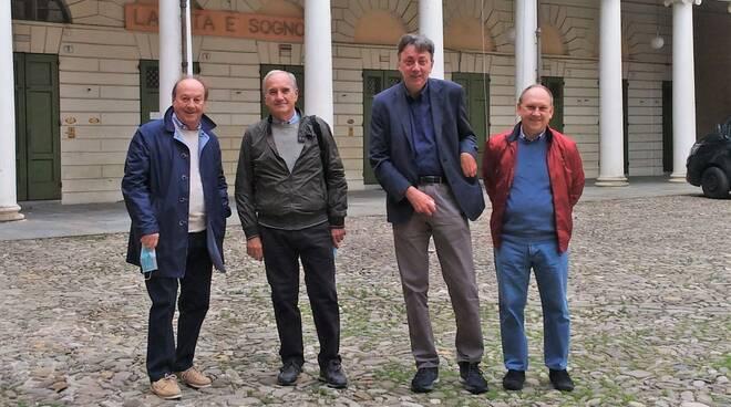 Faenza. Presentato il libro di Tiziano Zaccaria sull'allenatore Edmondo Fabbri