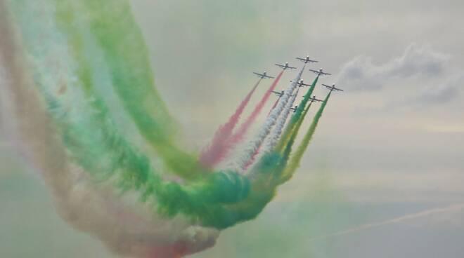 Frecce tricolore - Rimini 2021
