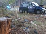 incidente marina romea via delle valli 17/10/2021