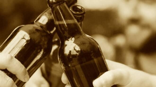 ordinanza no alcool