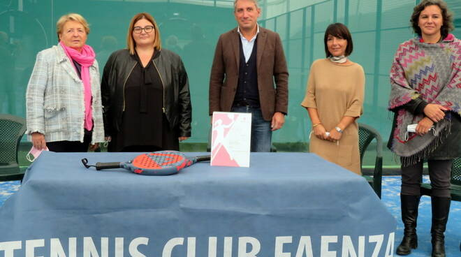 Padel for the cure