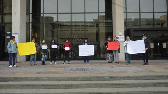 protesta pro-daini