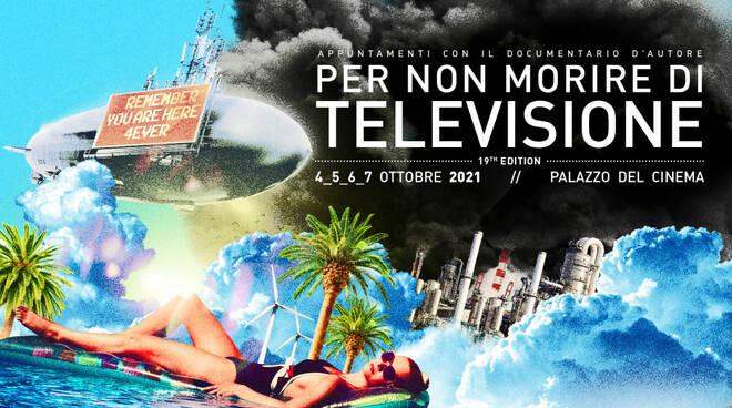 """rassegna cinematografica """"Per non morire di televisione"""""""